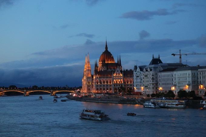 Будапешт - идеальный город для каникул