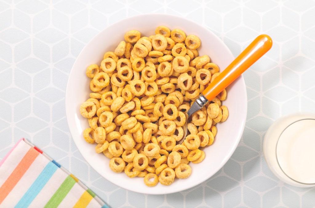 Отходы от производства сухих завтраков