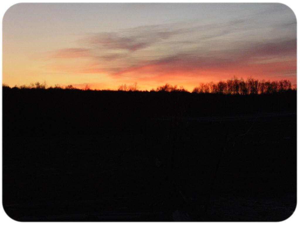 Фотографии закатов