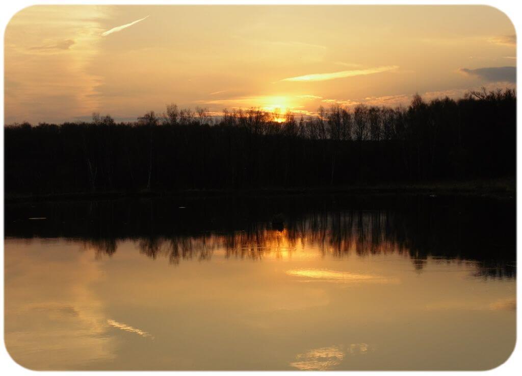 Лучшие фото закатов