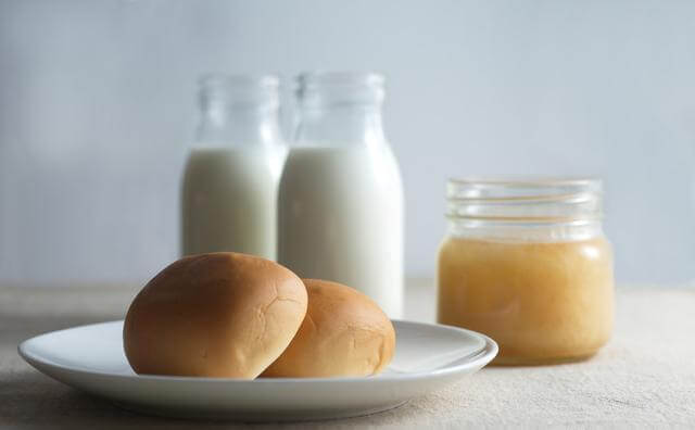 Масло из молока